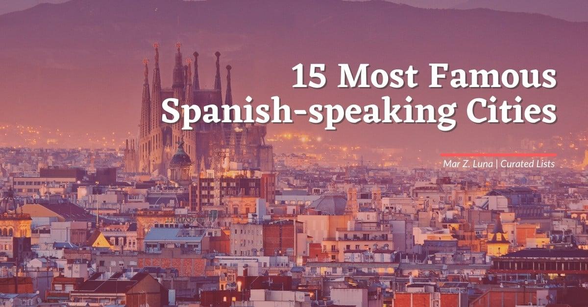 Quelle ville parle espagnol?