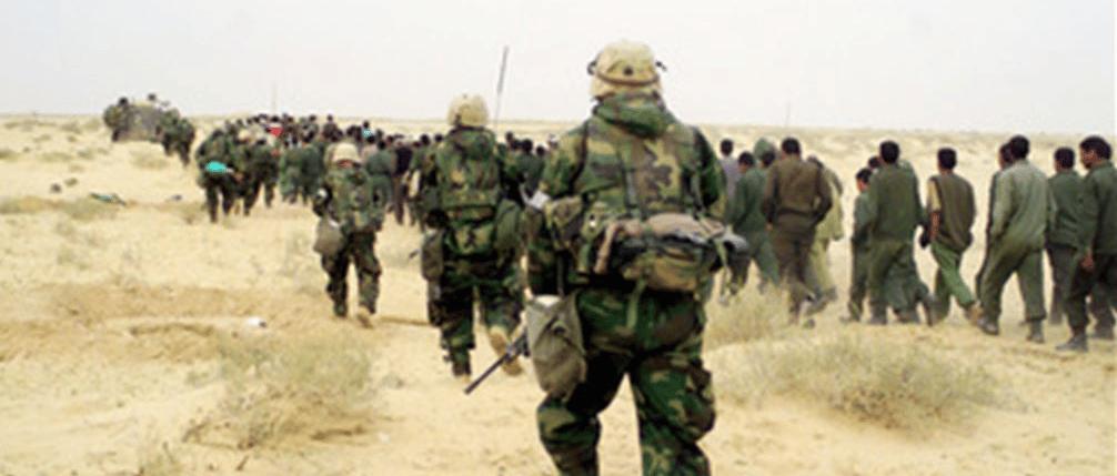 Quand a commencé la guerre en Irak?