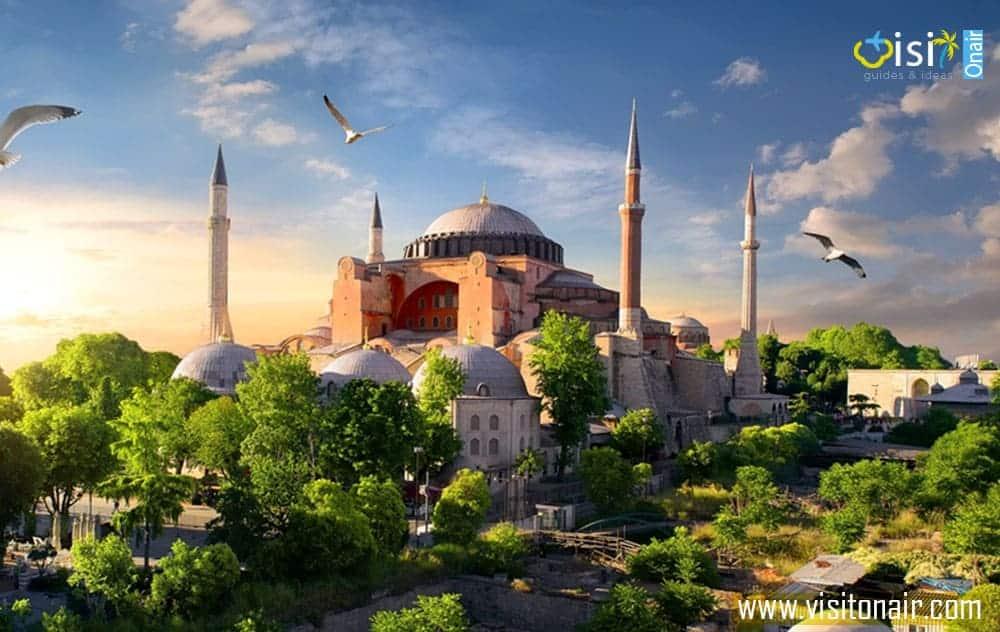 Quelle est la capitale de l'Empire ottoman?