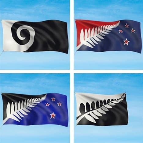 Quel est le drapeau de la Nouvelle-Zélande?