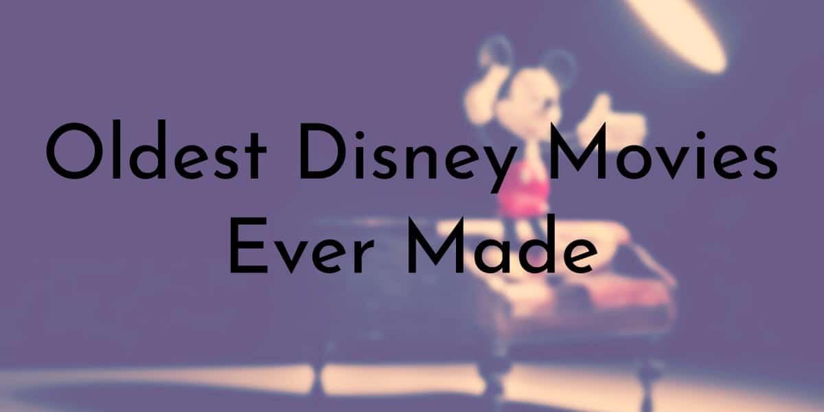 Quel est le plus ancien Disney?