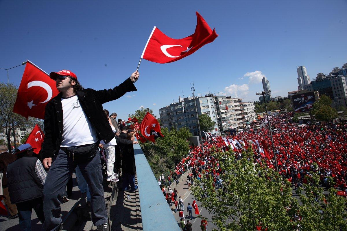 Quelle partie de la Turquie se trouve en Europe?