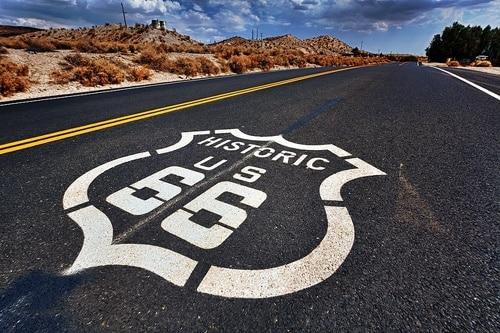 Quelle est la longueur de la route 66?