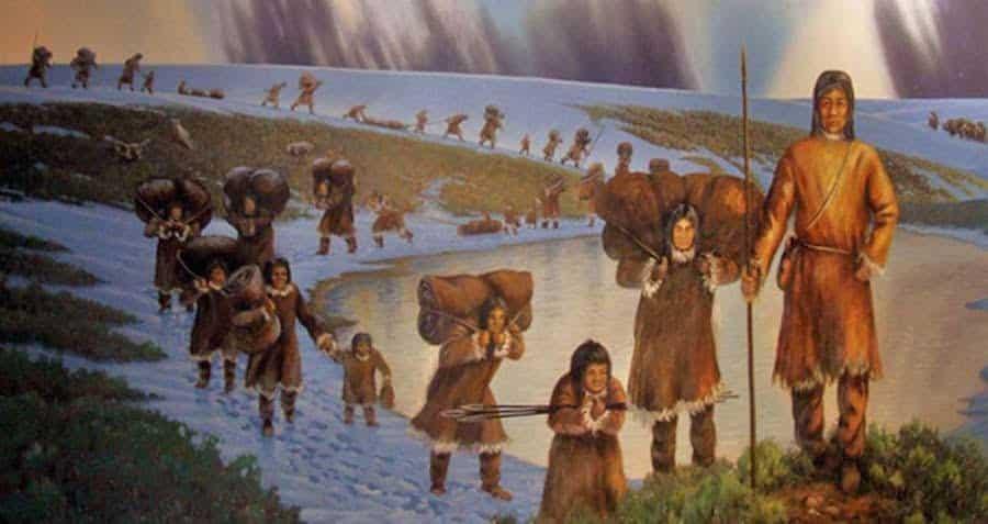 Qui ont été les premiers habitants de l'Amérique?