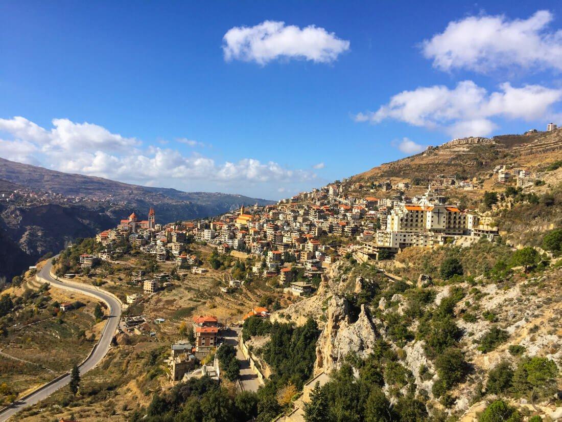 Pourquoi les touristes visitent le Liban?